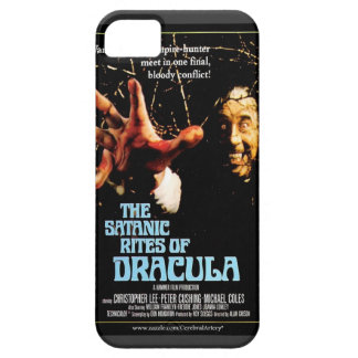Satanic Rites of Dracula 1973 iPhone 5 Covers
