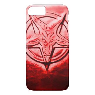 Satanic Seal Art Nouveau iPhone 8/7 Case