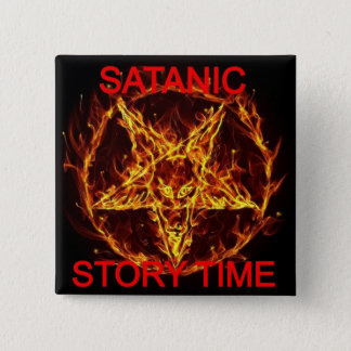 Satanic Story Time's square button now available