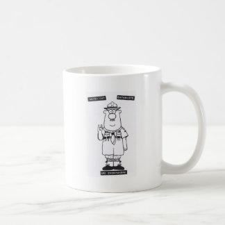 satanists taza de café