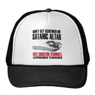 Satan's Altar Cap Trucker Hat