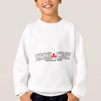 Satans Closet Clothing - Satanic Humor At It's Wor Sweatshirt