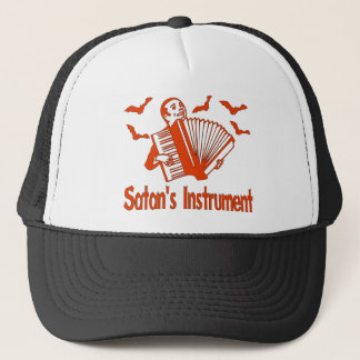 Satan's Instrument Trucker Hat
