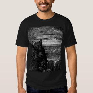 Satan's Journey - Gustave Dore Tee Shirts
