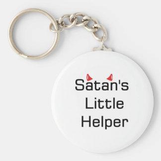 Satan's Little Helper Keychain