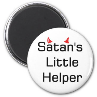 Satan's Little Helper Magnet