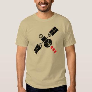 Satélite del amor camisas