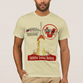 Satélite Simón Bolívar T-Shirt