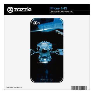 Satellite 2 iPhone 4 decals