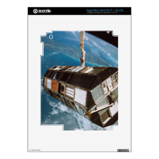 Satellite above Earth Skins For iPad 3