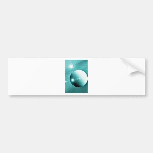 Satellite Bumper Stickers