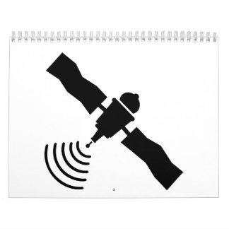 Satellite Calendar