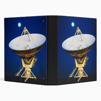 Satellite Dish Binder