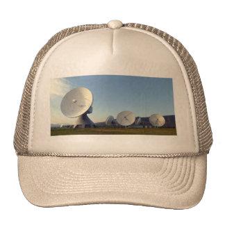 Satellite Dish Mesh Hats