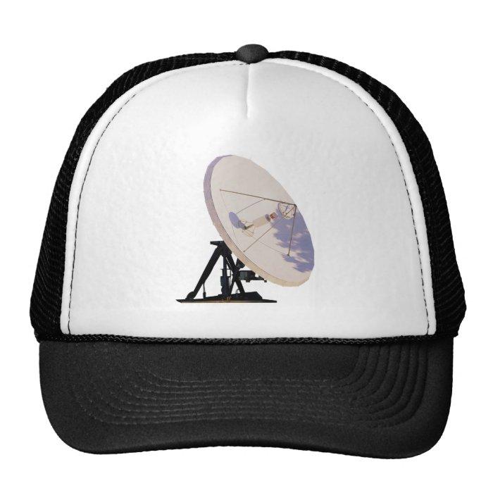 Satellite Dish Trucker Hat
