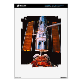 Satellite Docked on Space Shuttle iPad 3 Decals