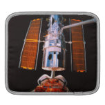 Satellite Docked on Space Shuttle iPad Sleeves