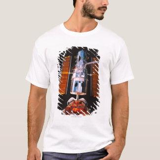 Satellite Docked on Space Shuttle T-Shirt