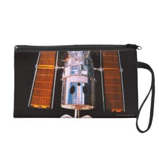 Satellite Docked on Space Shuttle Wristlet