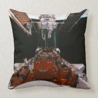 Satellite Docked Pillow