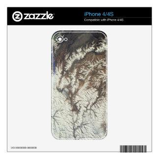 Satellite Image iPhone 4S Skin