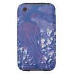 Satellite Image of Earth 2 iPhone 3 Tough Case