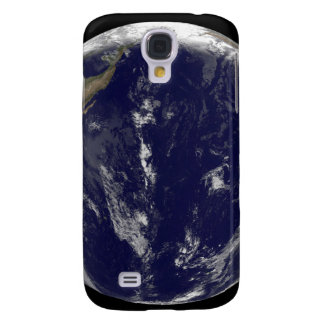 Satellite image of Earth 2 Samsung S4 Case