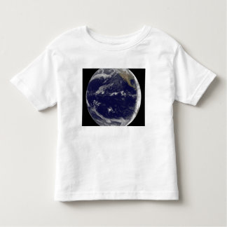 Satellite image of Earth 2 T-shirt
