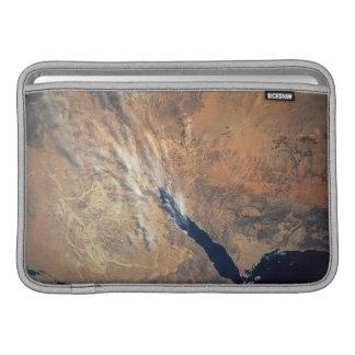 Satellite Image of Land MacBook Air Sleeve