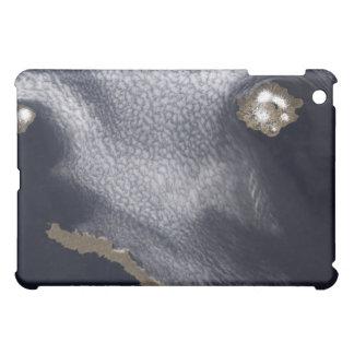 Satellite image of Semisopochnoi Island iPad Mini Case