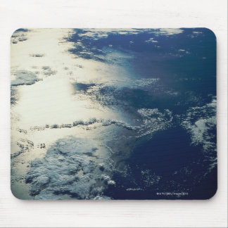 Satellite Image of Sunlight Mouse Pad