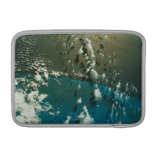 Satellite Image of The Florida Strait MacBook Sleeve