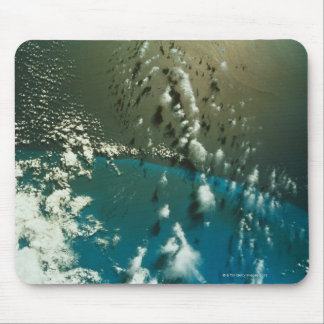 Satellite Image of The Florida Strait Mouse Pad