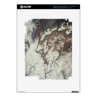 Satellite Image Skin For iPad 3