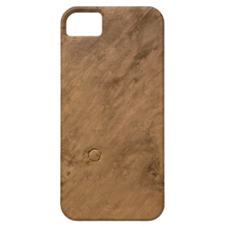 Satellite Image (Tenoumer crater) iPhone SE/5/5s Case