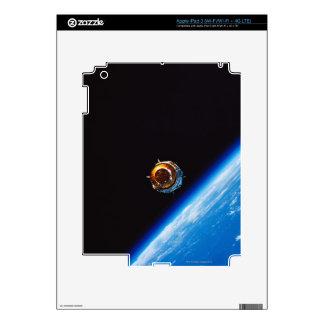 Satellite in Orbit 2 Skin For iPad 3