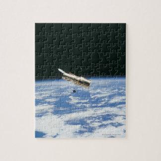 Satellite in Orbit 3 Puzzle