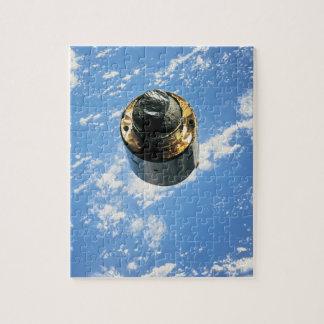 Satellite in Orbit 4 Puzzle