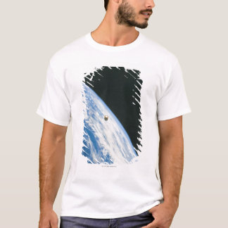 Satellite in Orbit T-Shirt