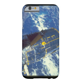 Satellite in space_Space Barely There iPhone 6 Case