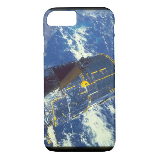 Satellite in space_Space iPhone 7 Case
