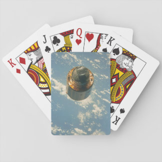 Satellite in space_Space Playing Cards