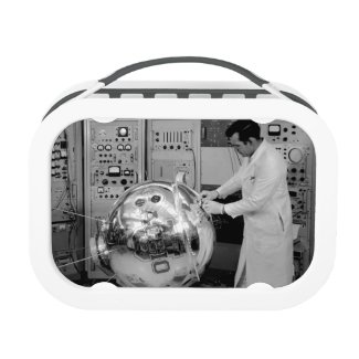 Satellite Lunchbox