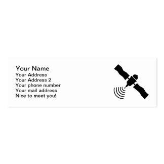 Satellite Mini Business Card
