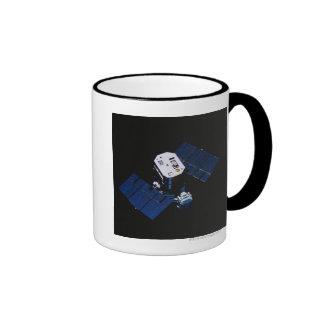 Satellite Ringer Coffee Mug