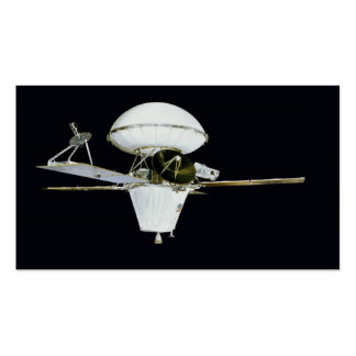 Satellite Orbit Double-Sided Standard Business Cards (Pack Of 100)