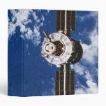 Satellite Orbiting Earth 2 Binders