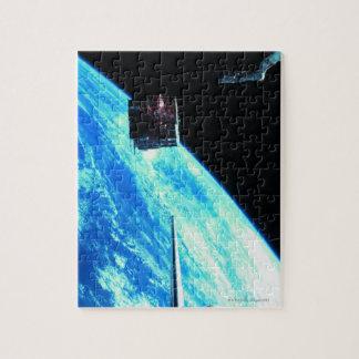 Satellite Orbiting Earth 3 Puzzles