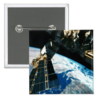 Satellite Orbiting Earth 5 Button