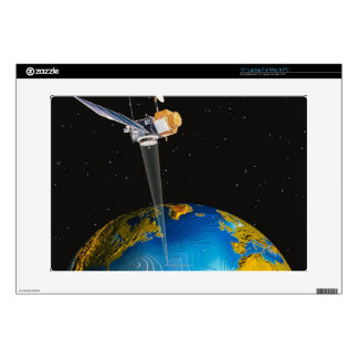 "Satellite Orbiting Earth 6 Skin For 15"" Laptop"